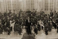 Banda Societat Unió Artística Musical Ontinyent en 1948
