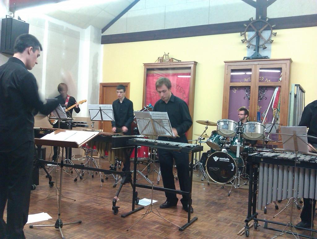 Grupo de Percusión 2
