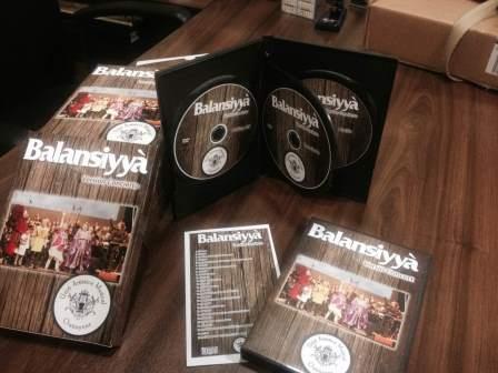 DVD de Balansiyyà