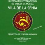 2009 La Senia w