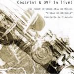 2012 Cesarini & OVF in live! w