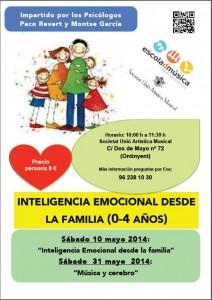 CARTELL INTELIGENCIA EMOCIONAL FAMILIA 4º