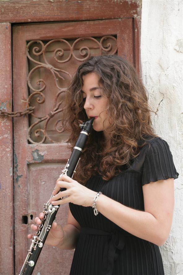 Julia Raga clarinet